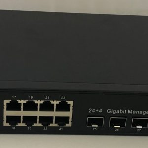 L2 Ethernet Switches with SFP or SFP